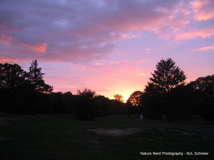 Quail Brook Sunset